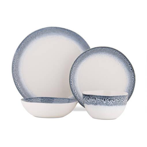Service de vaisselle Lacroix 16 pièces