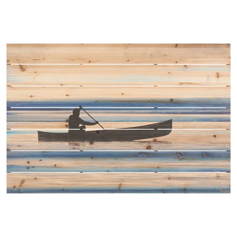 Morning Paddle Wall Art