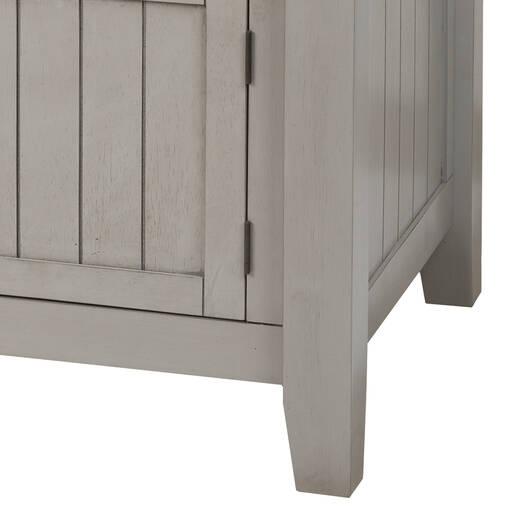 Cantina Ext Counter Table -Prairie Grey