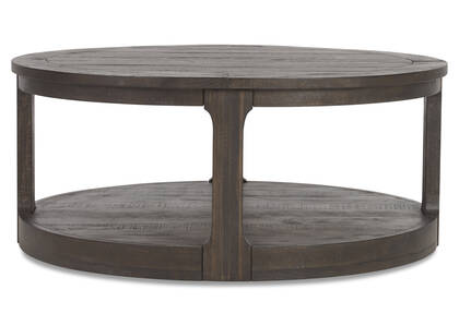 Walker Coffee Table -Carob