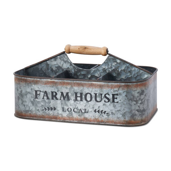 Farmhouse Storage Caddy