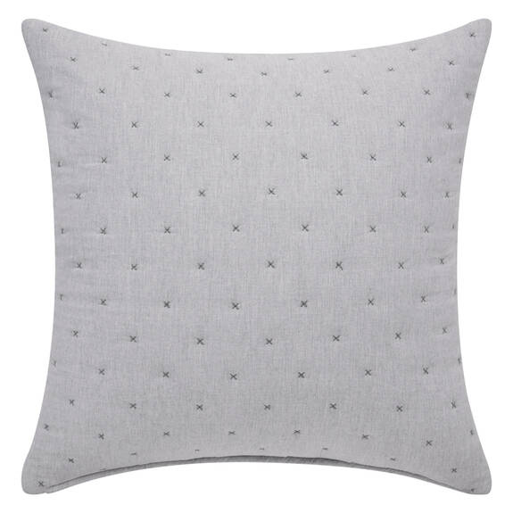 Sadler Toss 24x24 Light Grey