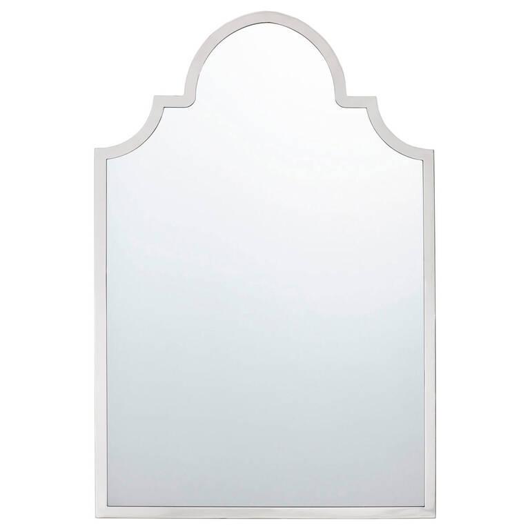 Anaca Wall Mirror Silver