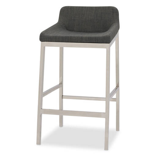 Lynd Counter Stool -Charcoal