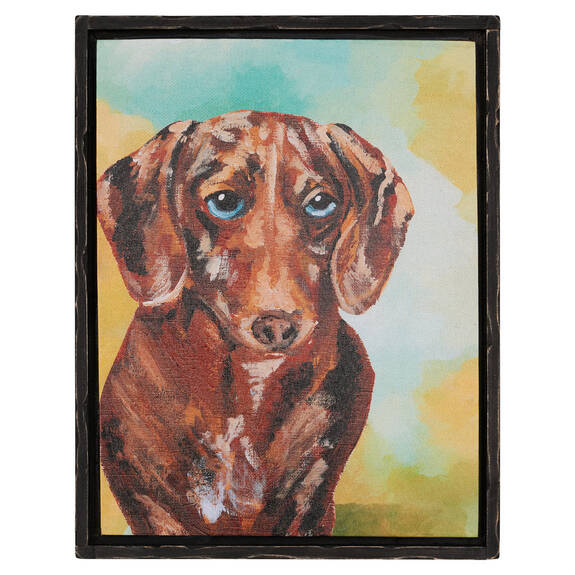 Paws Dachshund Wall Art