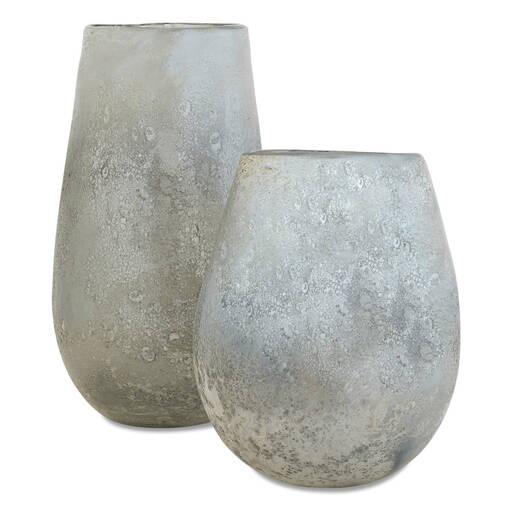 Peyton Vases Silver