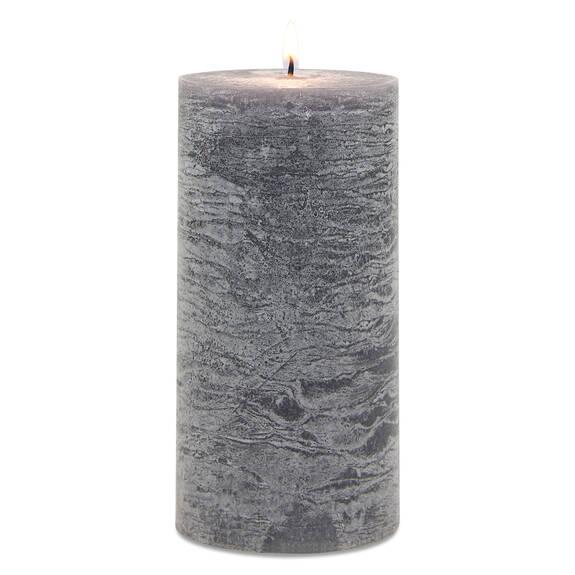 Raylan Candle 3x6 Pebble