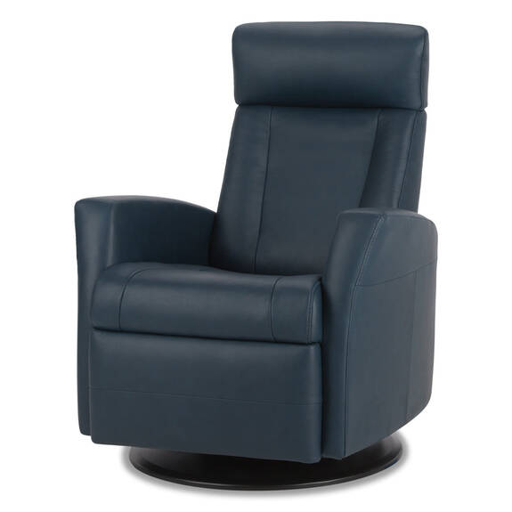 Belvedere Leather Recliner -Tre Pacific