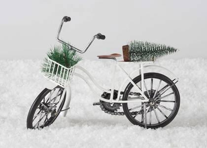 Déco bicyclette Comet