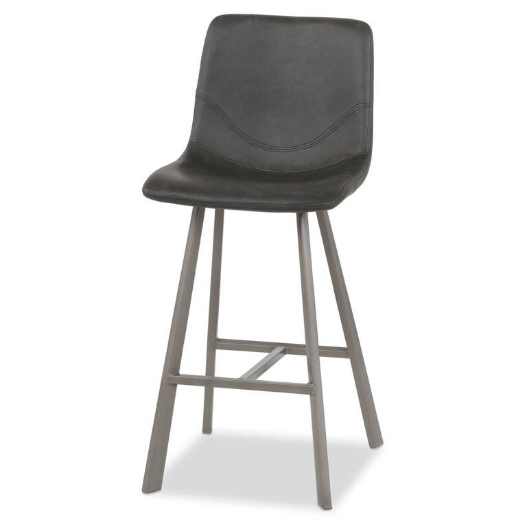 Claybourne Counter Stool -Scott Grey