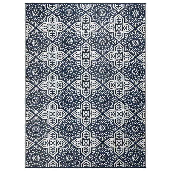 Bali Outdoor Rug 108x144 Tile Atlanti
