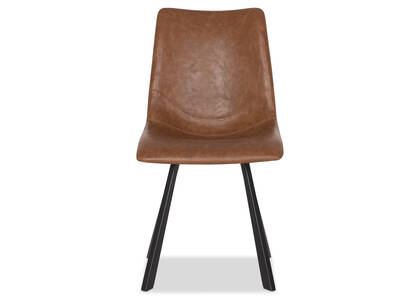 Callie Dining Chair -Cognac
