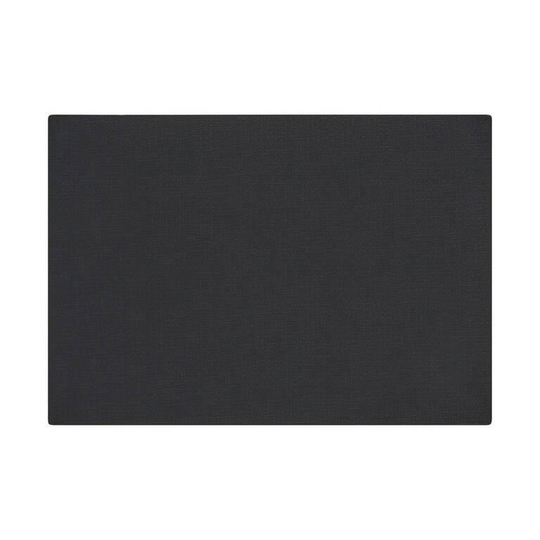 Menton Placemat Black