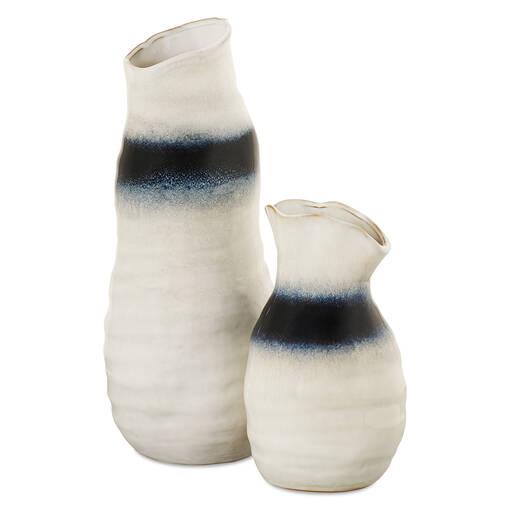 Hendry Vases -Milk