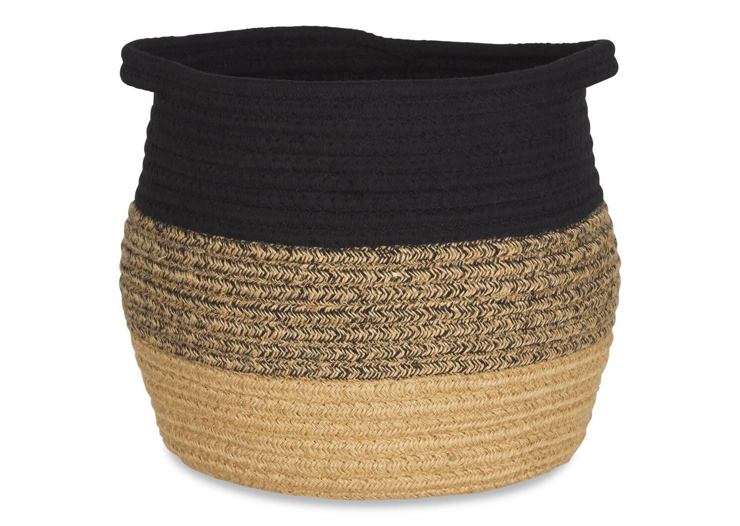 Paniers Azibo -noirs/naturels
