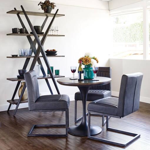 Century Bistro Table -Anson Oak