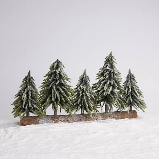 Yukon Trees Decor