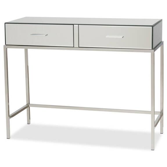 Monroe Console/Desk -Mirror
