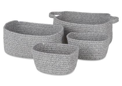 Kenrae Basket Set Grey