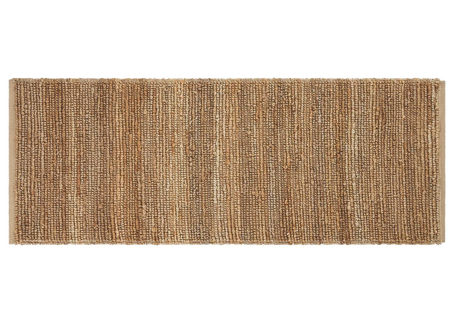 Tapis de couloir Doherty 30x84 naturel