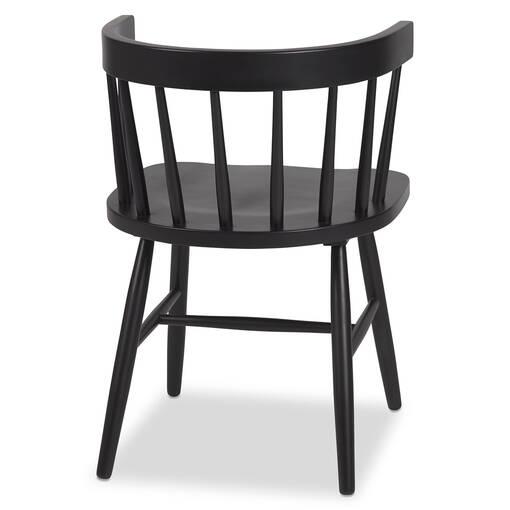 Atzlee Dining Chair -Black