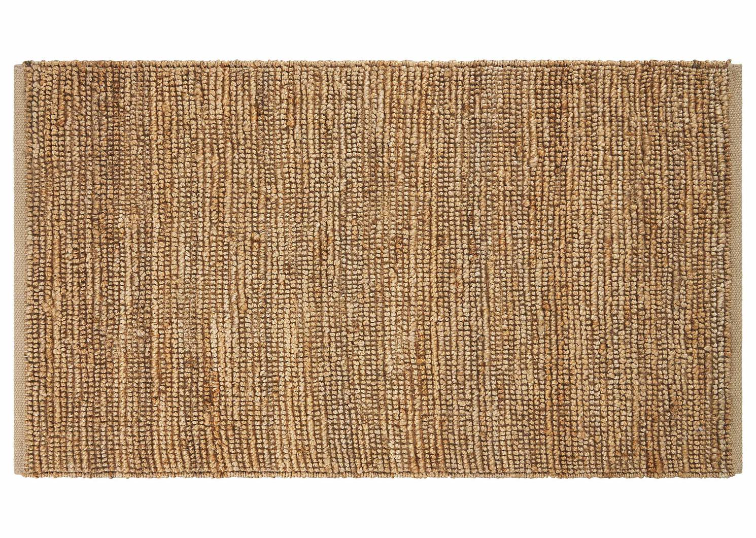 Tapis décoratif Doherty 36x60 naturel