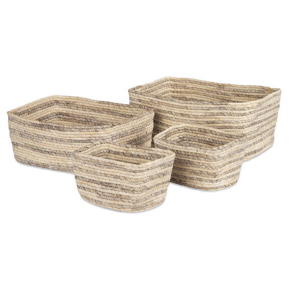 Isidora Basket Set Seagrass