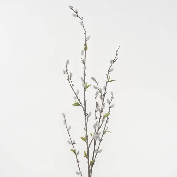 Jessa Pussy Willow Branch Grey
