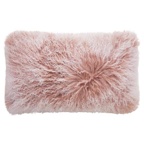 Mongolian Snowy Toss 12x22 Ballet Pink