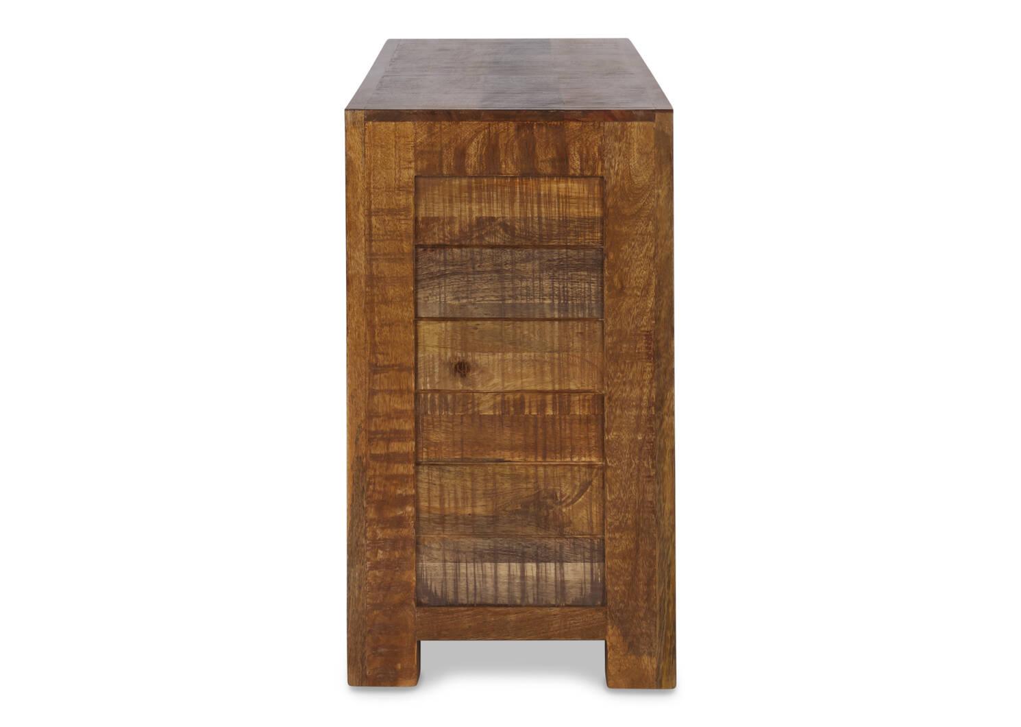 Soria Console Table -Crue Copper
