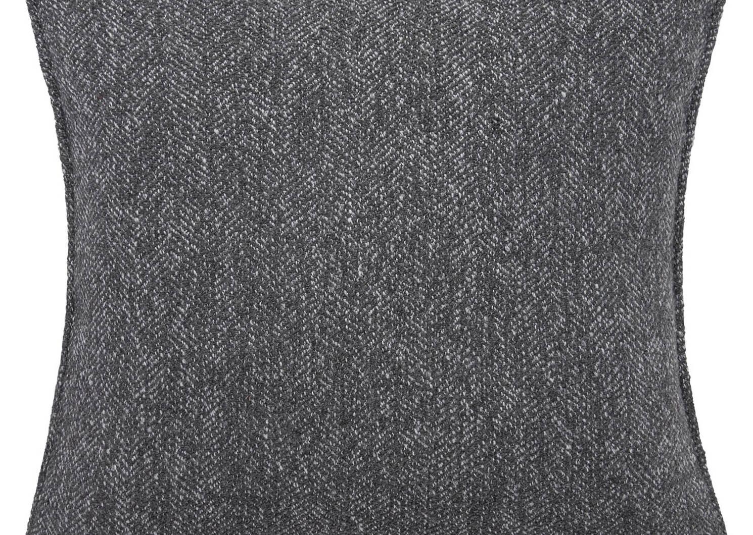 Calvet Toss 20x20 Dark Grey