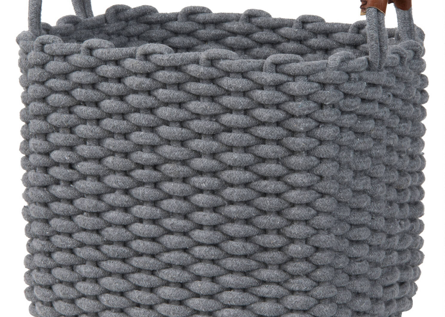 Corde Basket Medium Grey
