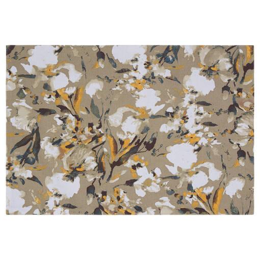 Napperon motif floral Ellacott