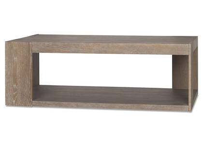 Quattro Coffee Table -Arie Adobe