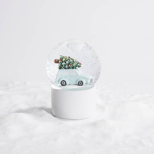 Holiday Haul Snow Globe