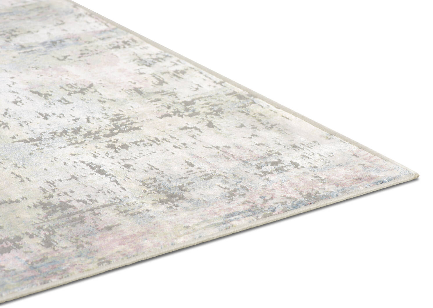 Capilano Rugs Sand/Pink