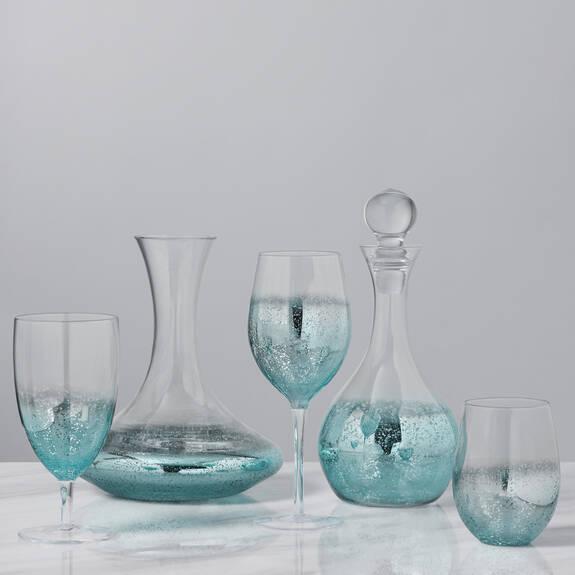 Verres Shimmer -Aqua