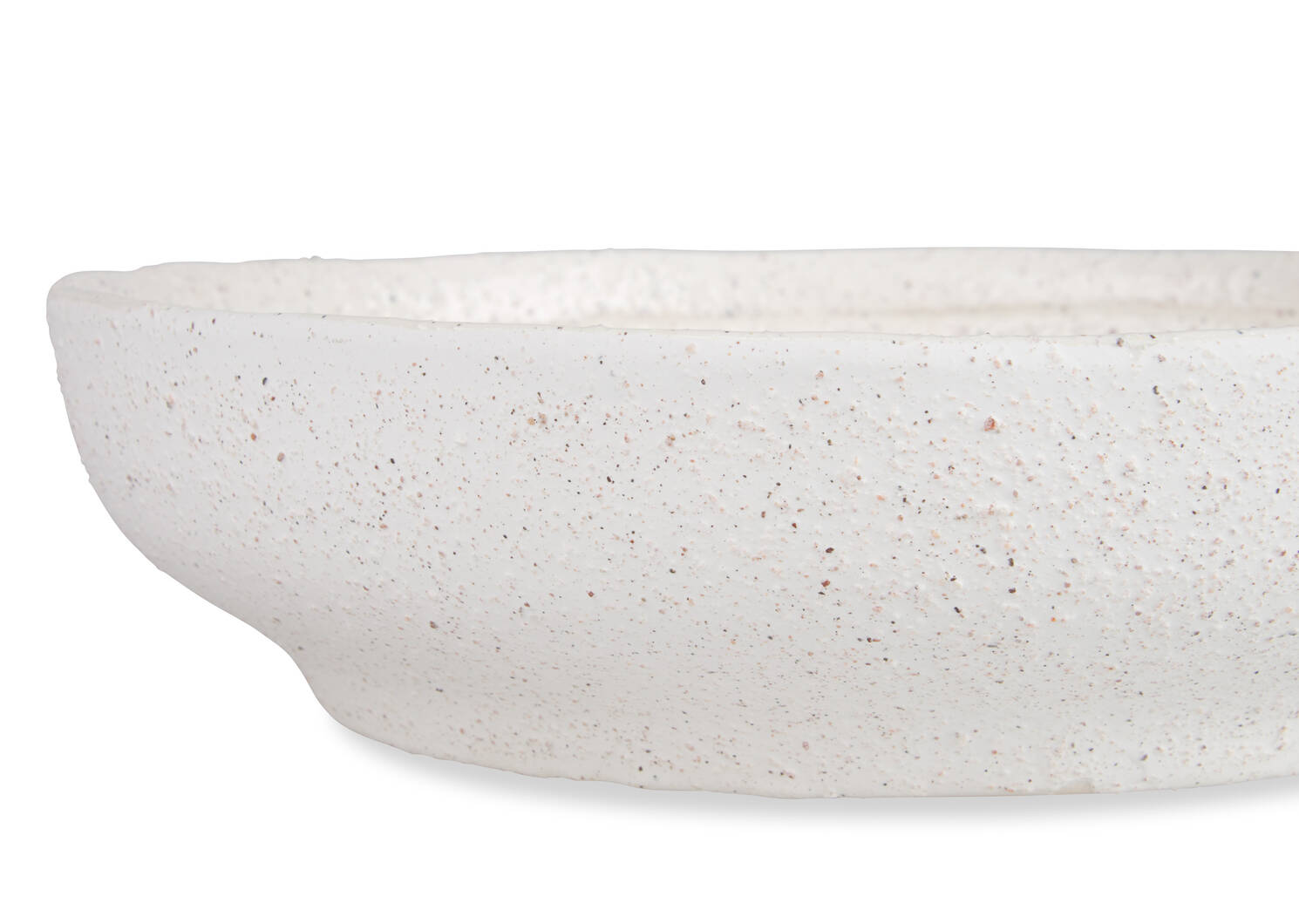 Primrose Decor Bowl White