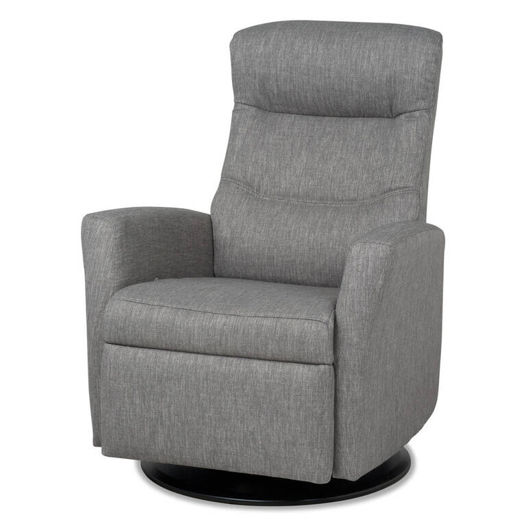 Fauteuil inclinable Vista -Habitat gris