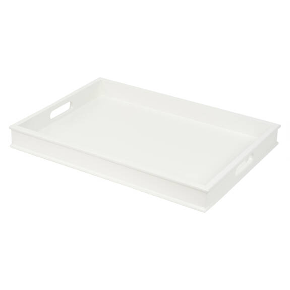 Montreal Tray Small-White