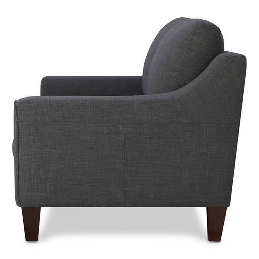 Banks Relaxer Sofa -Jake Charcoal