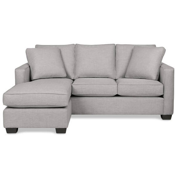 Keith Custom Sofa Chaise