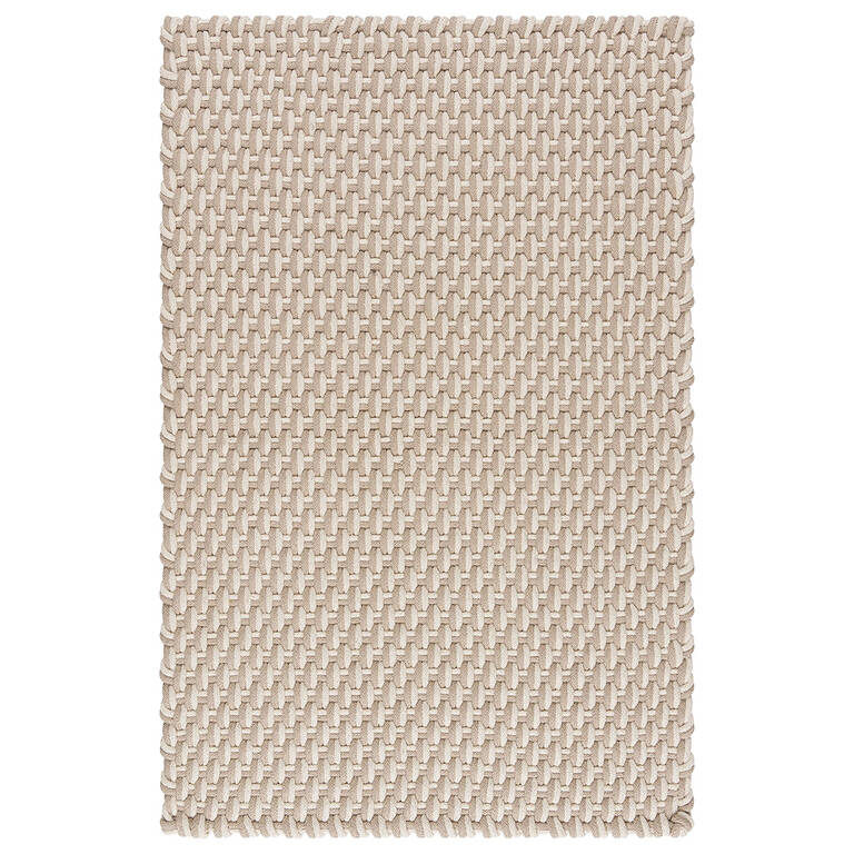 Islet Accent Rug - Ivory/Ash