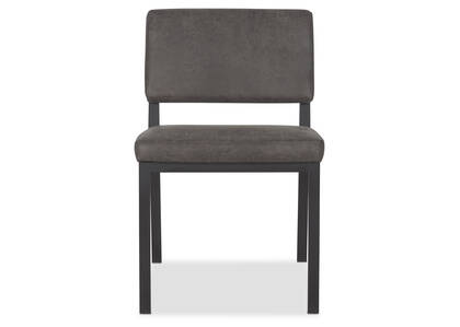 Brando Dining Chair -Blake Charcoal