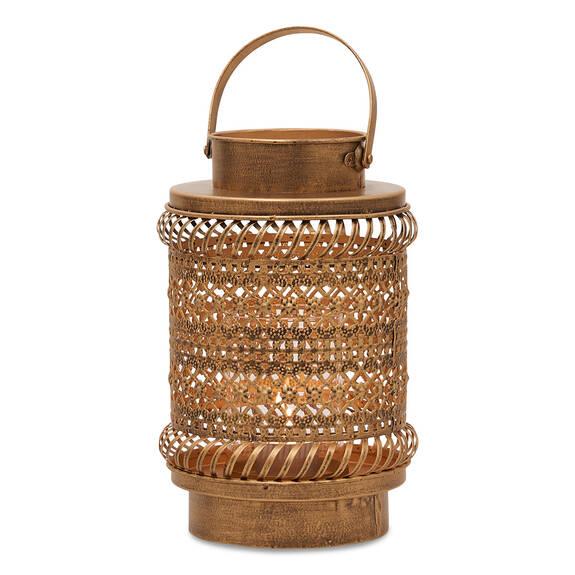 Lanterne Marquez bronze antique