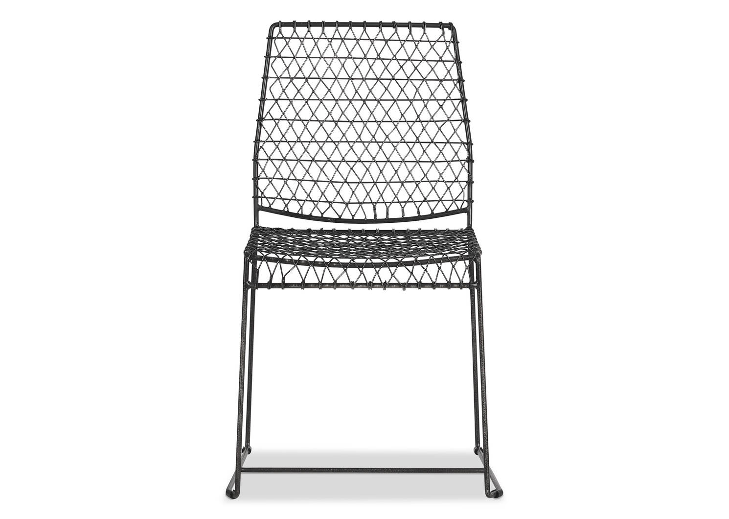 Moira Dining Chair -Graphite