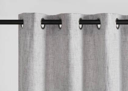 Kendra Panel 96 Grey