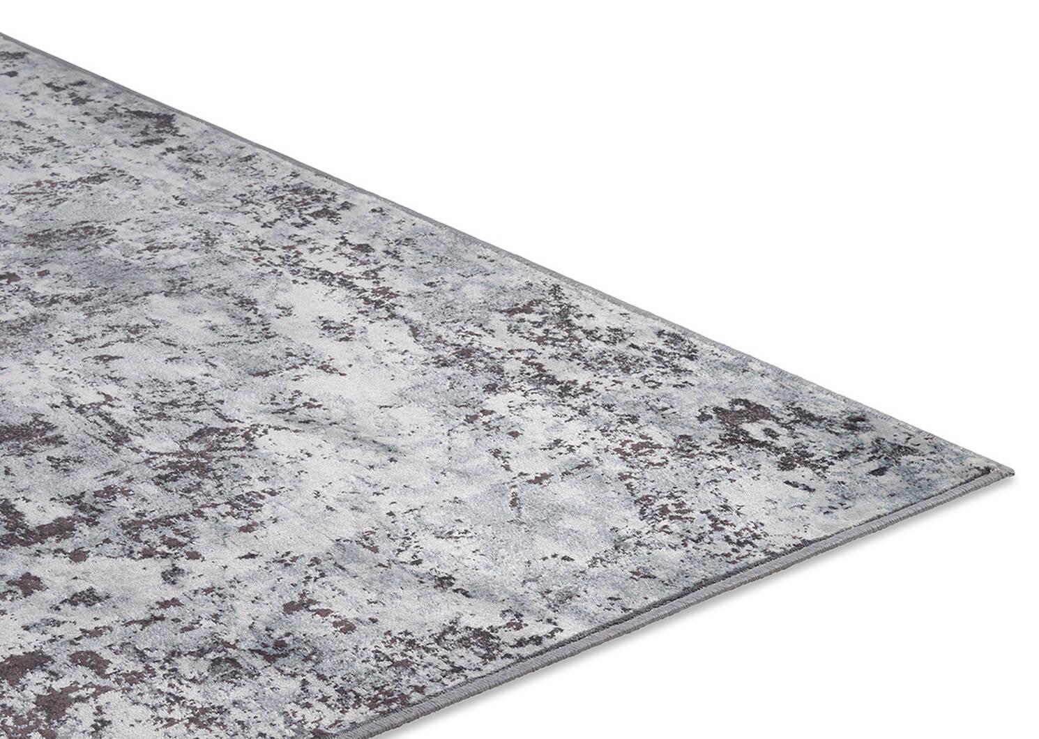 Lariviere Rug 79x118 Grey/Charcoal