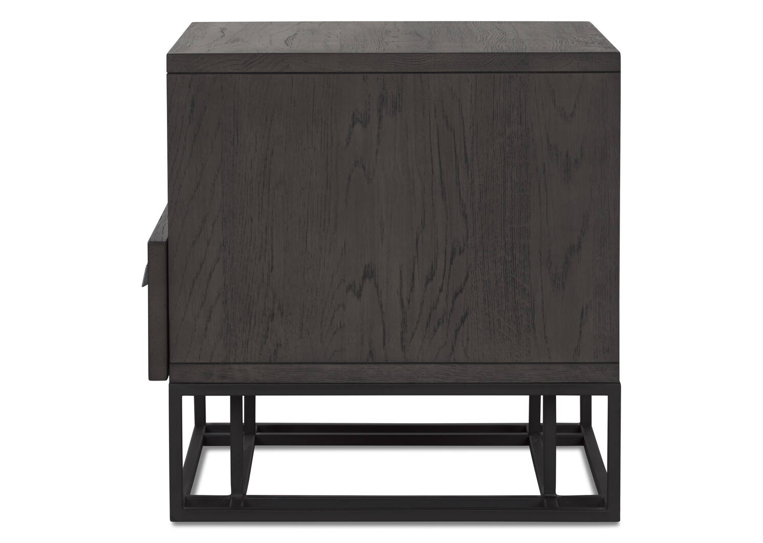 Brier Side Table -Elon Smoke