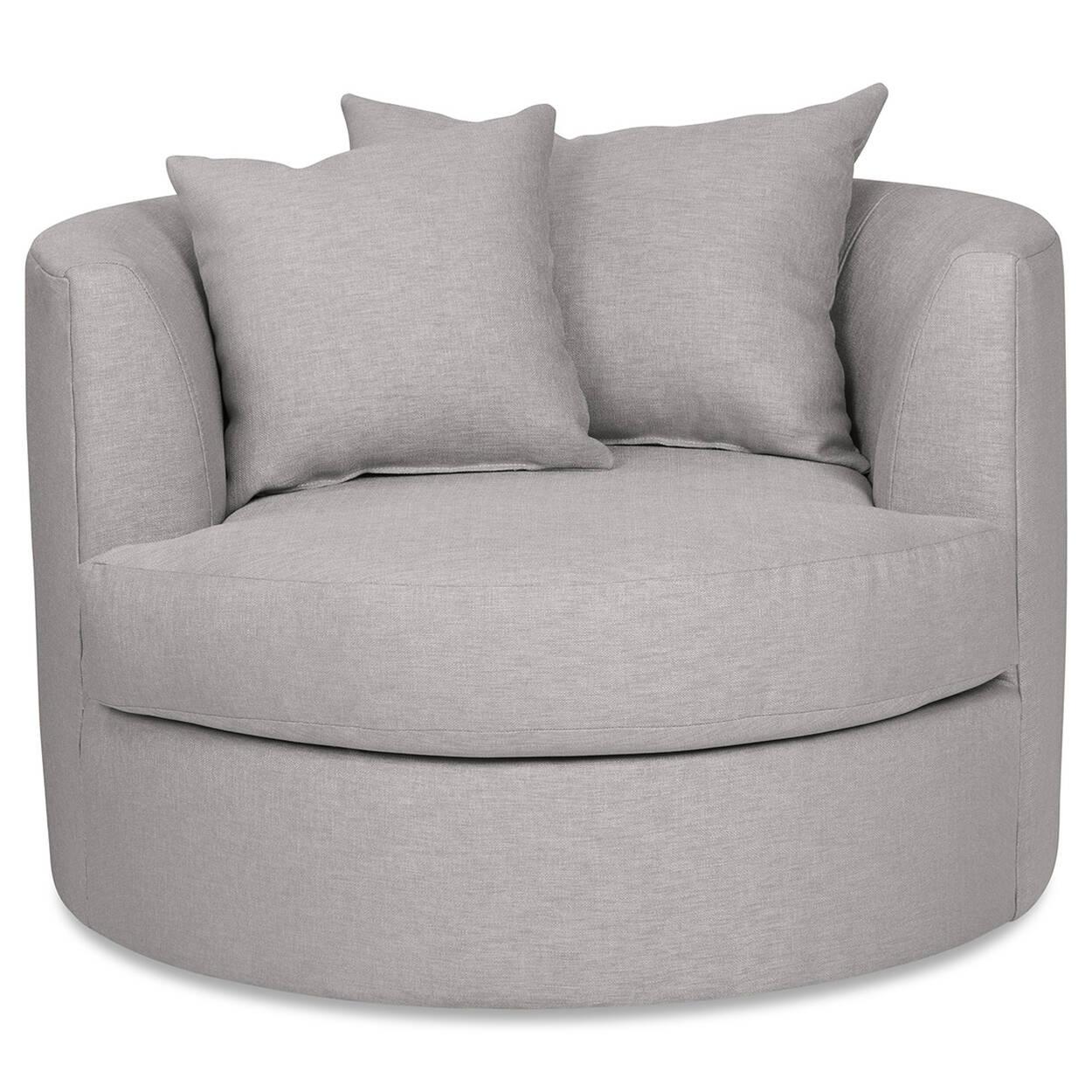 Fine Cuddle Custom Swivel Chair Theyellowbook Wood Chair Design Ideas Theyellowbookinfo